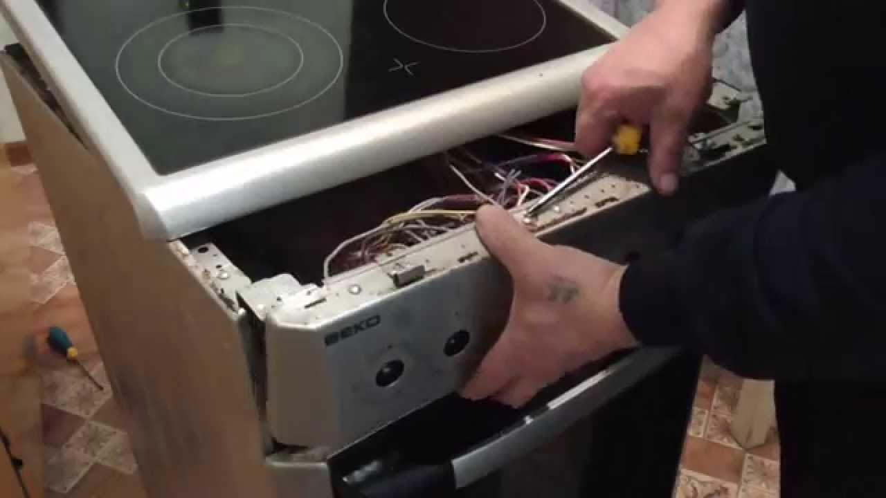 Ремонт электроплит в Днепре на дому