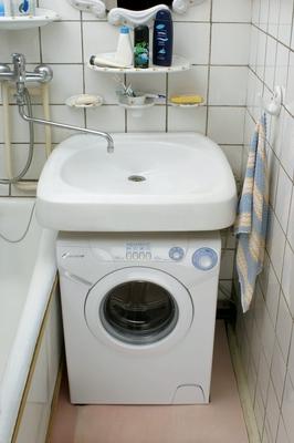 Неисправна стиральная машина
