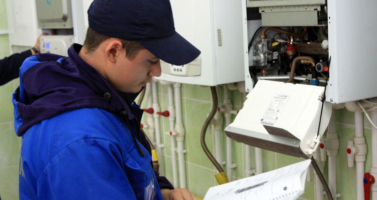 Диагностика газовой колонки