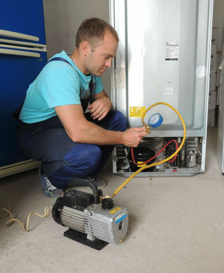 Качественный ремонт холодильников в Днепре