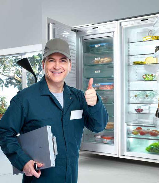 Устранение поломки в холодильнике