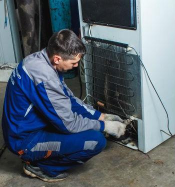 Быстрый ремонт холодильной техники