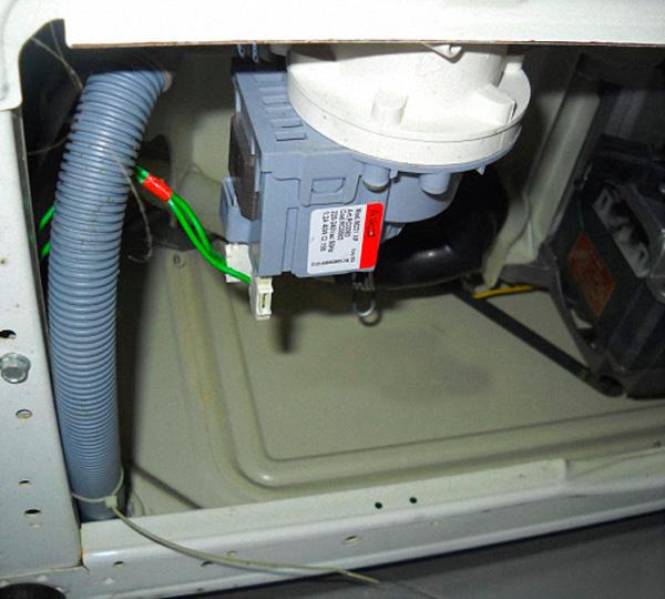 Замена шланга в стиралке Самсунг
