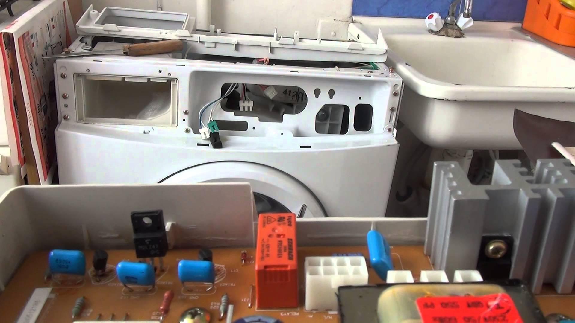 Ремонт стиральной машины самсунг своими руками