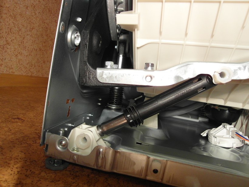 Ремонт амортизаторов стиральной машины самсунг своими руками